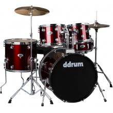 DDRUM D2 Series 5-Set Blood Red