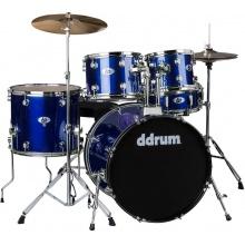 DDRUM D2 Series 5-Set Police Blue