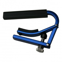 Shubb L2 Lite Guitar Capo Blue