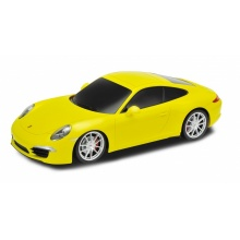 Welly - Porsche 911 (991) Carrera S model 1:24 červené