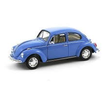 Welly - Volkswagen Beetle 1:24 modrý