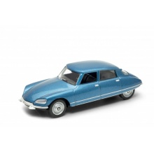Welly Citroen DS23 (1973) model 1:34 modrá