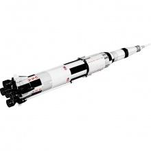 Stavebnice SMITHSONIAN Saturn V raketa (50. výročí), 1:200, 415 k (od 6 let)