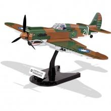 stavebnice II WW Curtis P-40B Tomahawk 270 k, 1 f (od 6 let)