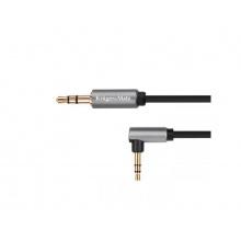 Kabel 1x JACK 3.5 mm konektor - 1x JACK 3.5 mm konektor 1,8m KRUGER & MATZ