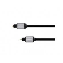 Kabel optický Toslink KRUGER & MATZ  2m