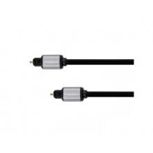 Kabel optický Toslink KRUGER & MATZ  1m