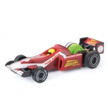 Autíčko Darda - Formule závodní, červená (od 5 let)