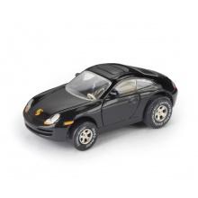 Autíčko Darda - Porsche 911, černé (od 5 let)