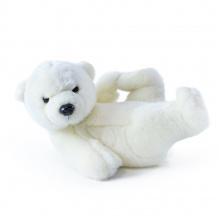 Plyšový lední medvěd ležící, 25 cm (od 0 let)