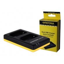 Nabíječka SONY NP-FZ100 USB PATONA PT1927