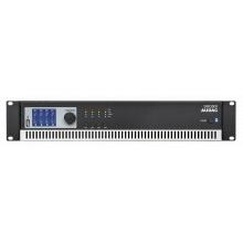 AUDAC SMQ500 Koncový zesilovač 4 x 500W RMS @ 4 ohmů, digitální topologie Class-D