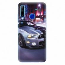 Silikonové pouzdro  - Mustang - Huawei Honor 20 Lite