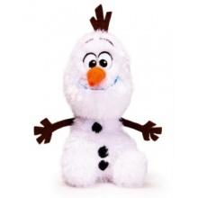 DINO Ledové království 2: Plyšový Olaf třpytivý 20 cm
