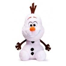 DINO Ledové království 2: Plyšový Olaf třpytivý 50 cm