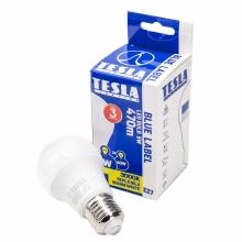 BL270530-PACK2 Tesla - LED žárovka BULB, E27, 5W, 230V, 470lm, 25 000h, 3000K teplá bílá, 220°