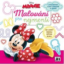 omalovánka Minnie - Malování pro nejmenší (od 3 let)
