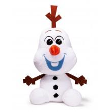 Plyšový OLAF SVÍTÍCÍ VE TMĚ 30cm (od 0 let)