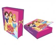 Šperkovnice Disney ve tvaru knihy 3 druhy ()