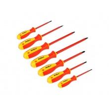 Sada šroubováků pro elektrikáře REBEL RB-1101 - 7 ks