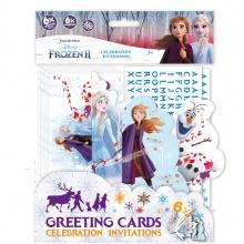 Pozvánky na oslavu Frozen 2 - Ledové království (od 3 let)