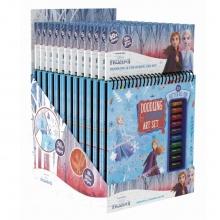 Blok kreslící s gelovými pery Frozen 2 - Ledové království (od 3 let)