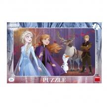 puzzle 15 dílků deskové FROZEN 2 - Ledové království (od 3 let)