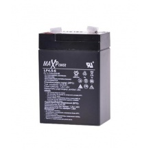 Baterie olověná   6V/ 4.5Ah  REBEL