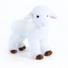 Plyšová ovce stojící, 23 cm (od 0 let)