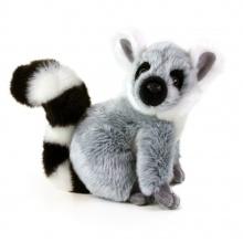 Plyšový lemur sedící, 20 cm (od 0 let)
