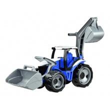 Dětský traktor LENA BLUE 65 cm