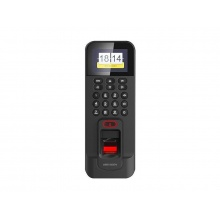 DS-K1T804EF, biometrický IP terminál s LCD a klávesnicí, RFID čtečka EM 125 kHz, RS-485, Hikvision