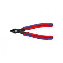 Kleště štípací KNIPEX 78 61 125 Super-Knips boční