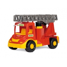 Dětské hasičské auto WADER 43 cm