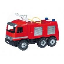 Dětské hasičské auto LENA MERCEDES 60 cm