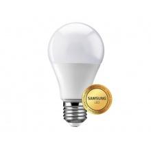 Žárovka LED E27 12W A60 bílá teplá Geti, SAMSUNG čip