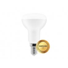 Žárovka LED E14 5W R50 bílá teplá Geti, SAMSUNG čip