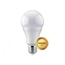 Žárovka LED E27 15W A65 bílá teplá Geti, SAMSUNG čip