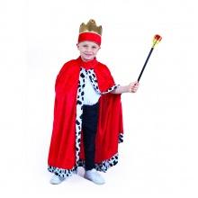 Dětský kostým královský plášť (od 3 let)