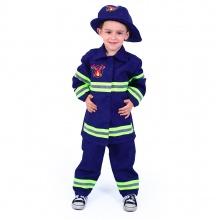 Dětský kostým hasič (S) (od 4 let)