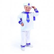 Dětský kostým námořník (S) (od 4 let)