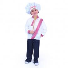 Dětský kostým kuchař (M) (od 6 let)