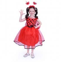Dětský kostým beruška (M) (od 6 let)