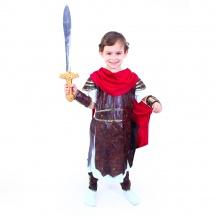 Dětský kostým gladiátor (M) (od 6 let)
