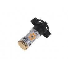 Autožárovka LED PY24W 12/24V STU oranžová