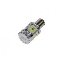Autožárovka LED BA15s 12/24V STU