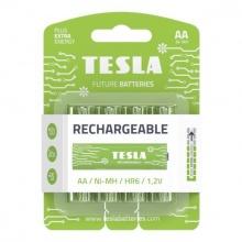 1099137209 Tesla - AA nabíjecí baterie NiMH 2450 mAh (HR06, tužková, blister) 4 ks
