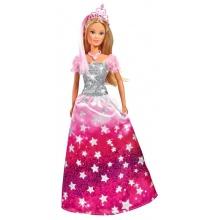 Panenka Steffi Glitter Princess (od 3 let)