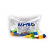 Stavebnice Cheva plast 70ks kostek v plastové tašce