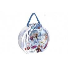 Diamantové malování Ledové království II/Frozen II v kufříku 22x20x7cm